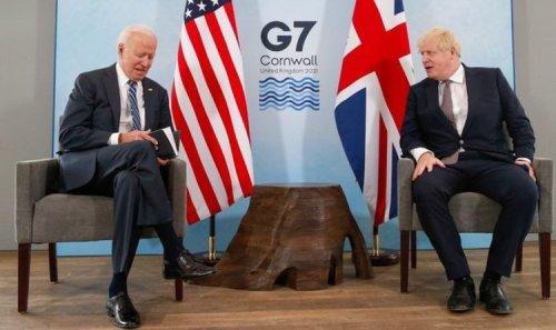 Joe Biden eyes UK-US free trade deal to unlock opportunities 'denied by EU'