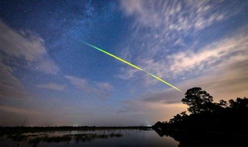 Eta Aquariids meteor shower 2021: What time is the beautiful meteor shower tonight?