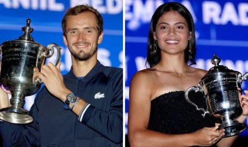 Daniil Medvedev follows fellow US Open winner Emma Raducanu and withdraws from Kremlin Cup