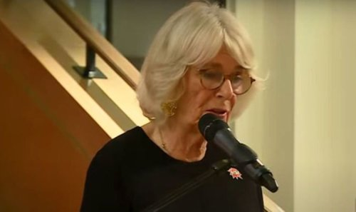 Camilla sends touching message to Sarah Everard's family in plea against sexual violence