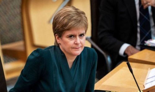 Oh dear Nicola! Scots DON'T back Sturgeon's push for 2023 independence vote - poll