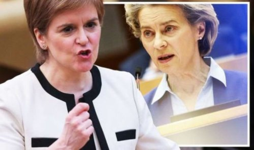 Fury at SNP spending nearly £200k on reps to plug Scottish independence interests in EU