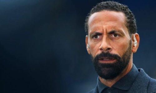 Rio Ferdinand pinpoints reason Chelsea star Romelu Lukaku wasn't successful at Man Utd