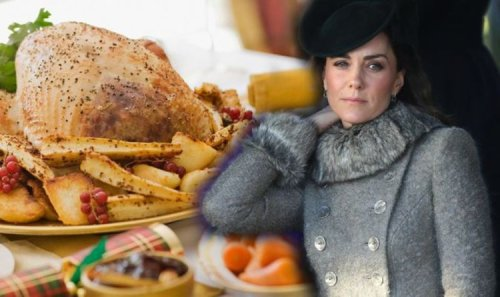 The vast amounts of food the Royal Family consume on Christmas Day - full menu