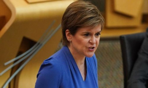Sturgeon's masterplan foiled as Brexit makes Scottish independence near 'impossible'