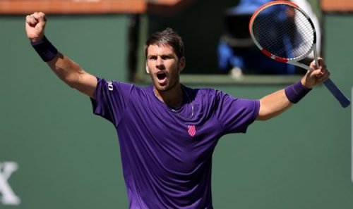 British No 1 Cameron Norrie wants Andy Murray record after incredible Indian Wells run
