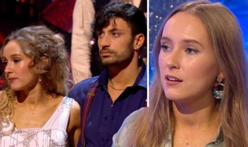 Strictly's Rose Ayling-Ellis in hearing update amid partner Giovanni's fears