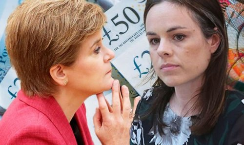 'Astonishing risk' SNP nightmare as economists raise alarm over indy Scotland's currency