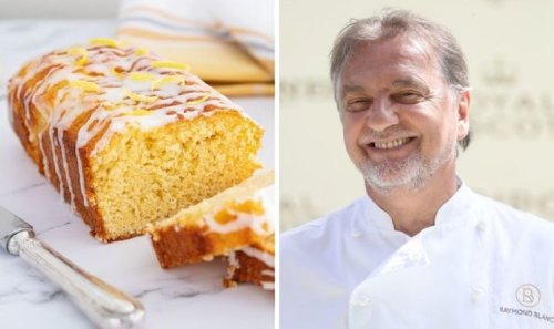 Raymond Blanc's 'impressive' lemon cake recipe - served by the chef for 25 years