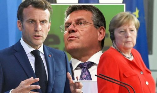 EU civil war breaks out over move to grant UK 'diplomatic win' with Brussels capitulation
