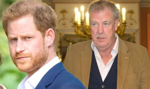 Jeremy Clarkson blasts Prince Harry for 'tear-stained tosh' book and 'idiotic' publishers