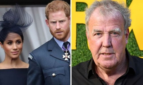Jeremy Clarkson claimed Queen had right to tell Prince Harry to 'get lost': 'Not royal'