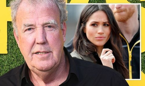 Jeremy Clarkson mocked Meghan Markle in new show: 'Piers had a point'