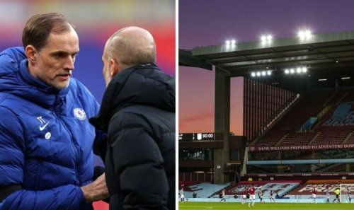 Aston Villa offer Villa Park to stage Champions League final between Man City and Chelsea