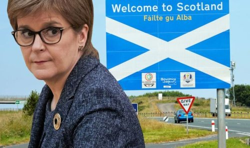 Pathetic! SNP sparks furious row over cross-border power grab for City of Culture title