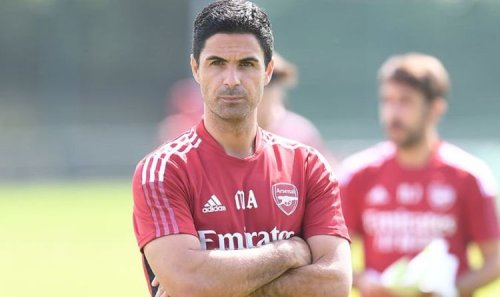 Mikel Arteta singles out three Arsenal players as he drops another transfer hint