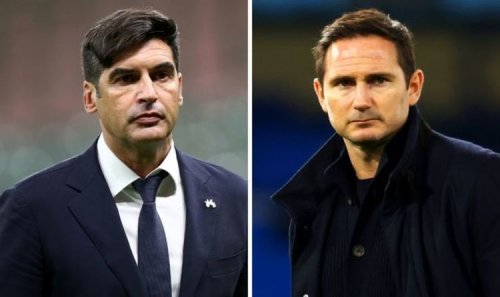 Frank Lampard 'pulls out of Newcastle race' with Paulo Fonseca appointment expected
