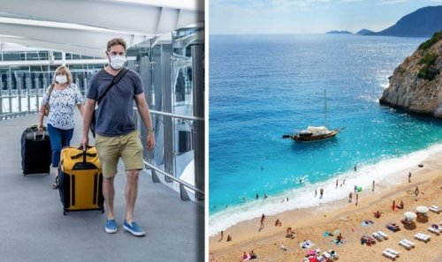 Turkey holidays: Is TUI taking bookings? Is Turkey on the red list?