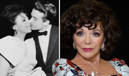 Joan Collins addresses rumour Warren Beatty wanted sex 7 times A DAY 'I didn't allow that'