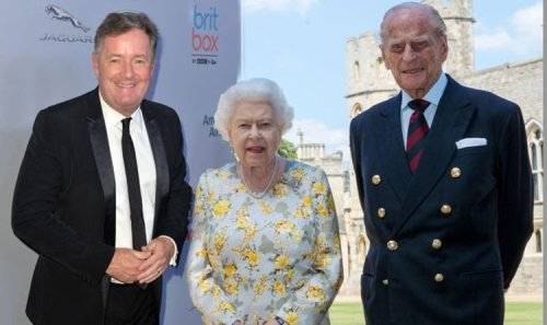 Piers Morgan dedicates heartfelt message to the Queen ahead of Prince Philip's funeral