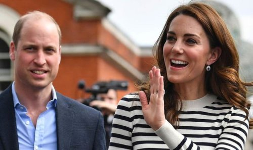 'Rebrand the monarchy' Kate and Prince William picked as ideal candidates for US tour