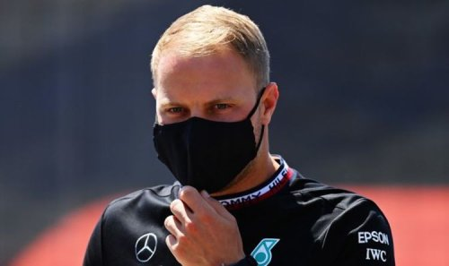 Valtteri Bottas labels George Russell rumours 'bull****' with sly dig at Red Bull