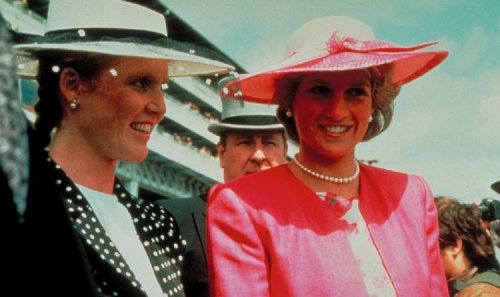 Princess Diana would have been 'very proud' of 'wonderful' Meghan and Kate - Fergie