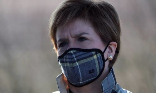 Furious Nicola Sturgeon lashes out at Boris over Indyref2 - 'Can't stand in the way!'