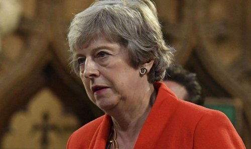 NI deal scuppers hopes for Theresa May to become Nato's secretary general