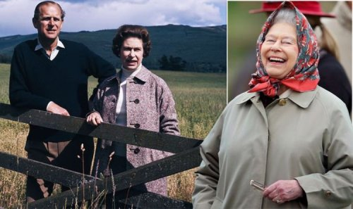 Queen Elizabeth's holiday includes 'washing dishes' - 'she likes to live ordinary life'