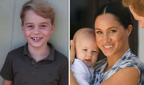 Royal Family LIVE: Prince George and Archie share royal destiny but Lilibet to miss out