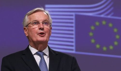 'Rude' Barnier accused of 'digging up old wounds' as furious EU chief attacks UK on Brexit