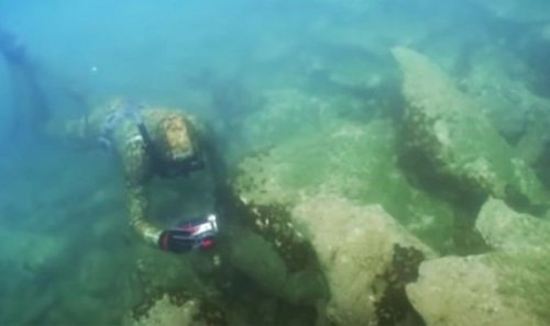 Atlantis found? 'World hidden for centuries' uncovered after diver's 'life-changing' spot