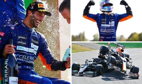 Max Verstappen 'carrying anger' with Lewis Hamilton says Daniel Ricciardo