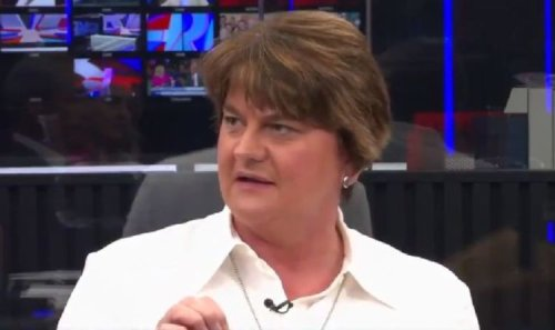 'That was his belief' Arlene Foster on what Boris truly thought EU would do on N. Ireland