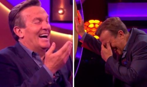 Bradley Walsh red-faced over mortifying Blankety Blank blunder 'I'm so sorry!'