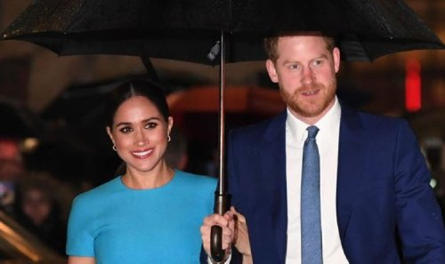 Meghan Markle and Prince Harry share first image of Lilibet Diana with Royal Family