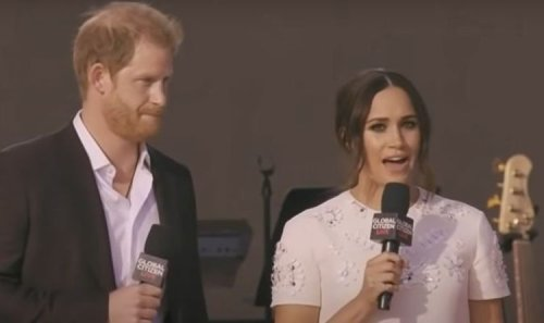 Meghan Markle and Prince Harry under fire - 'Looks like they are back to royal duties!'