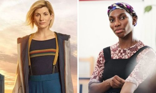 Doctor Who: Jodie Whittaker 'replaced' by Michaela Coel after BAFTA win