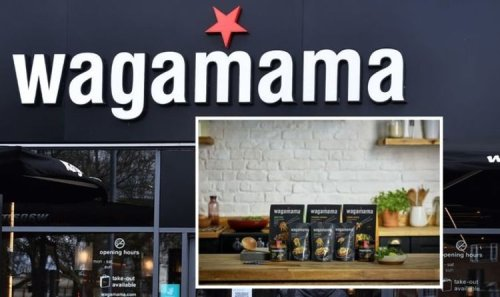 Wagamama launch 'cook at home' range in supermarkets - 'I've been waiting for this'