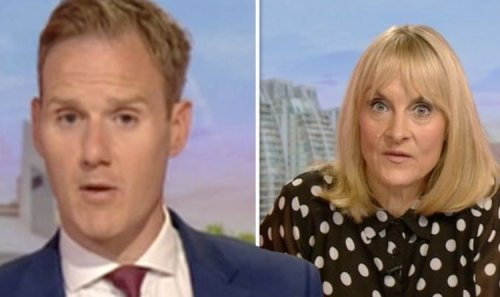 Dan Walker scolded by Louise Minchin over missing BBC Breakfast 'You should be here!'