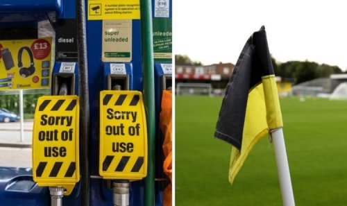 Fuel chaos causes English football postponements as teams given option to cancel matches