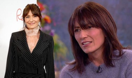 Davina McCall says menopause symptoms felt similar to 'recovery from addiction'