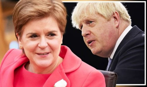 Boris on alert as 'only matter of time' before Sturgeon achieves independence referendum