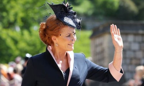 Sarah Ferguson 'took herself to Thailand' after disappointment of William and Kate snub