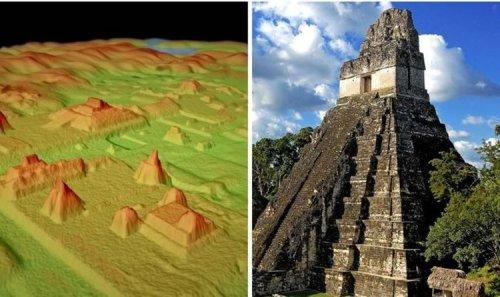 Archaeologists' 'groundbreaking' revelation about 'hidden' Mayan jungle city