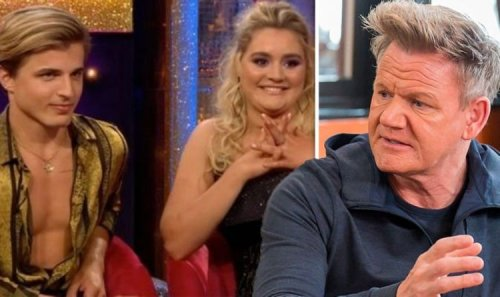 Gordon Ramsay 'really upset' as Strictly star daughter Tilly has 'a new dance partner'