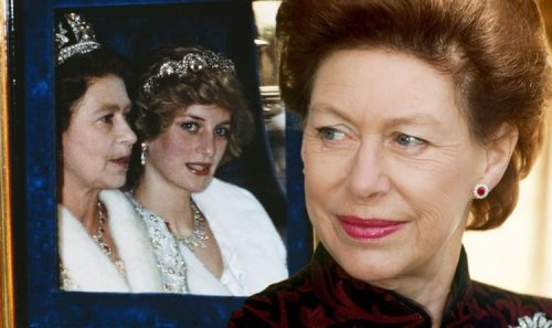 Princess Margaret urged Queen to 'give Diana a chance' before 'guillotine came down'