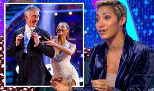 Strictly Come Dancing 2021: Karen Hauer dealt devastating blow hours before live show
