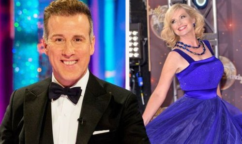 Carol Kirkwood gives verdict on Anton's Strictly judging role 'Knows what it's like'